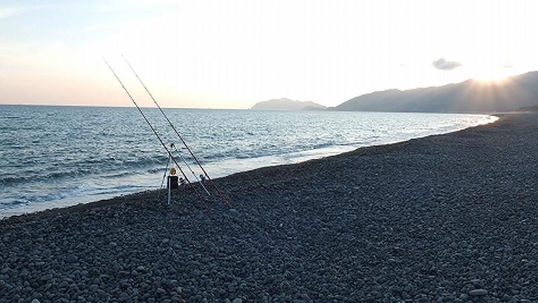 和歌山が誇るミラクルビーチ煙樹ヶ浜
